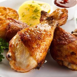 Cosce di pollo Cazzamali