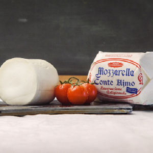 Mozzarella conte Aimo